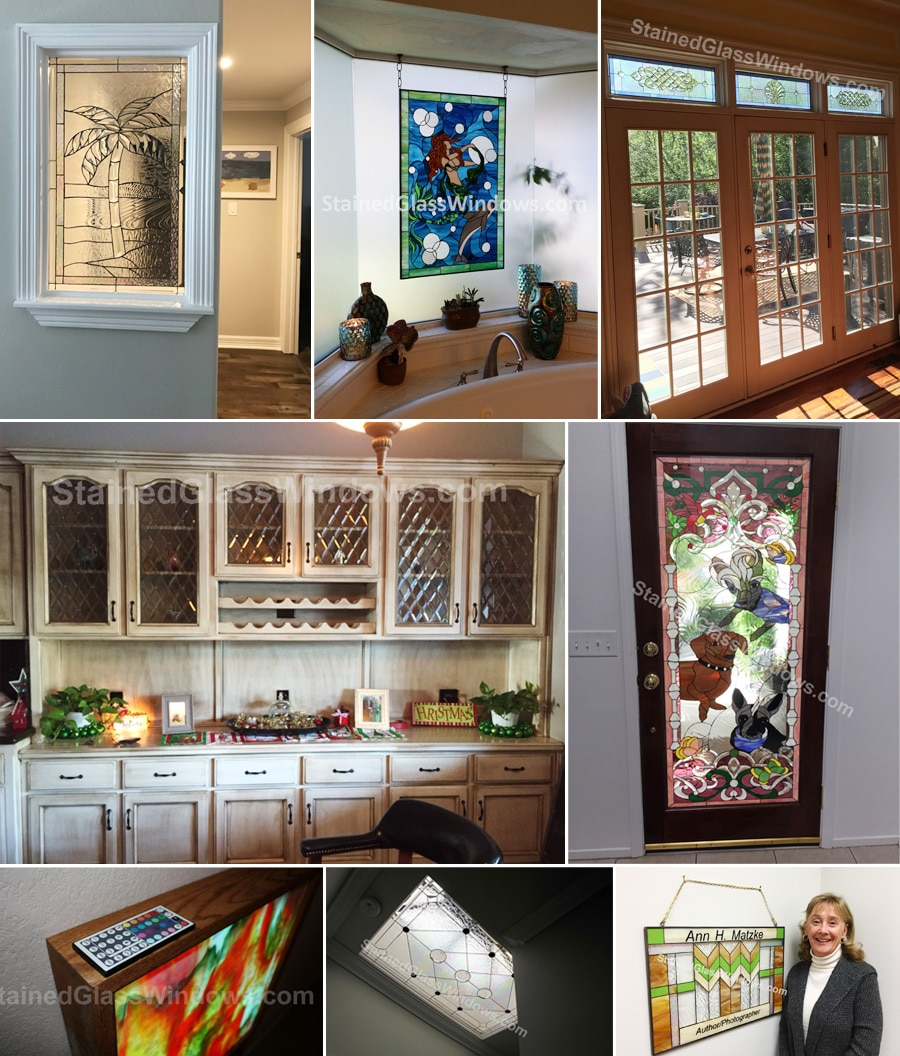 Stained Glass Window Applications