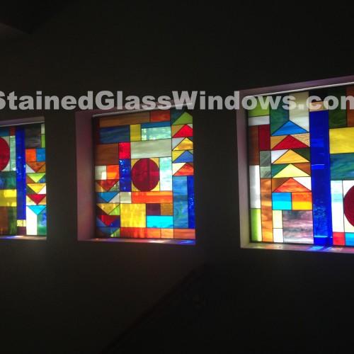Mission Style Window
