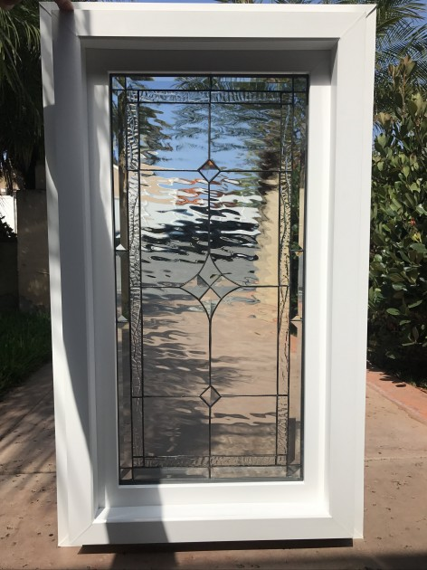 Vinyl Framed And Tempered Glass Insulated The Quot Palm