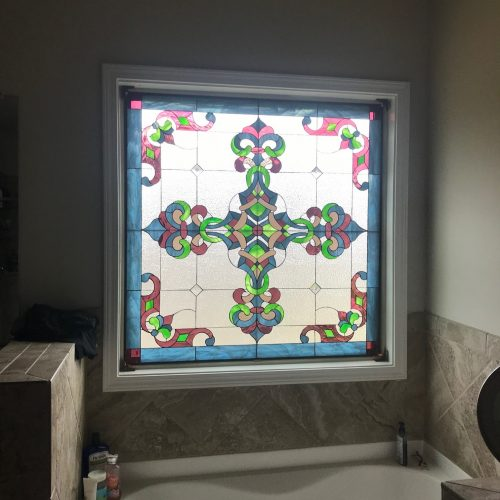 Bathroom Stained Glass Windows Hangings Amp Panels
