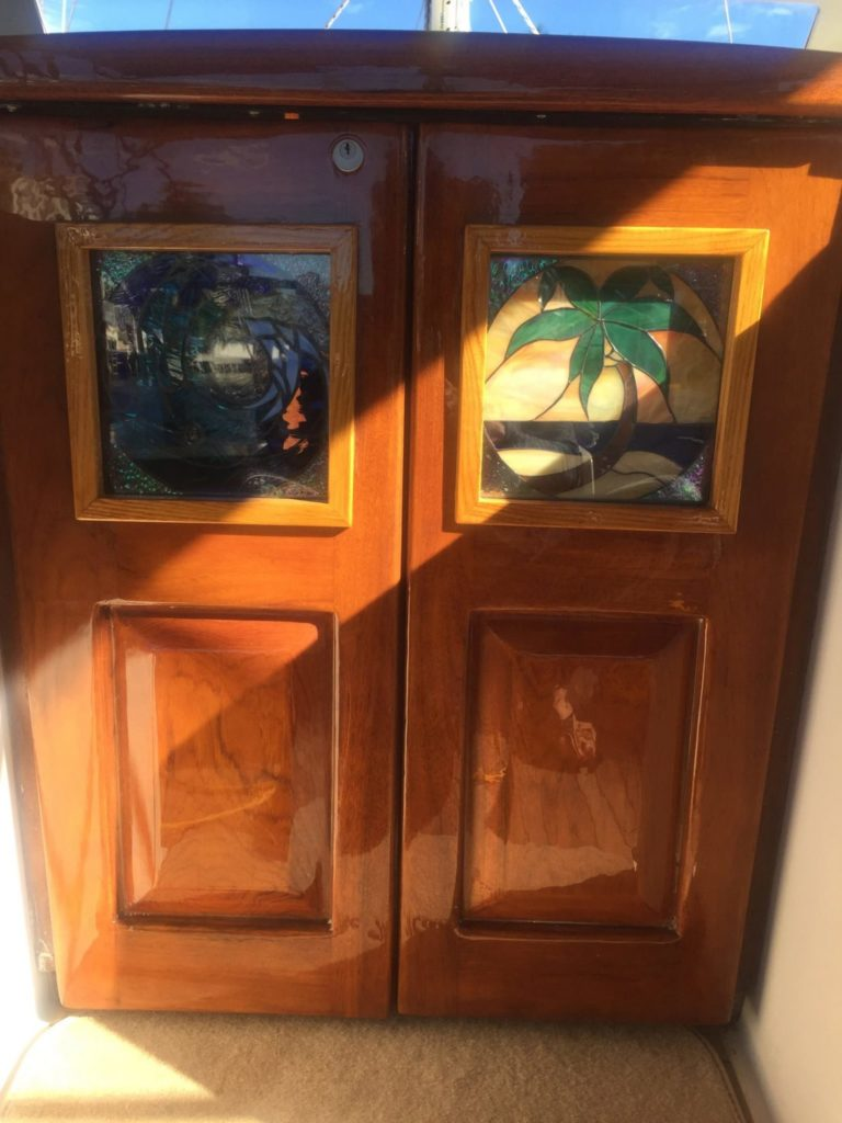Insulated Stained Glass Panels