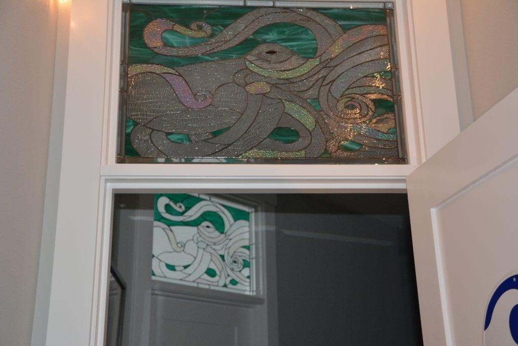 Octopus Transom Windows Installed In Alaska