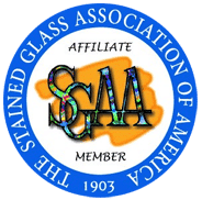 Stained Glass Assosciation of America Logo