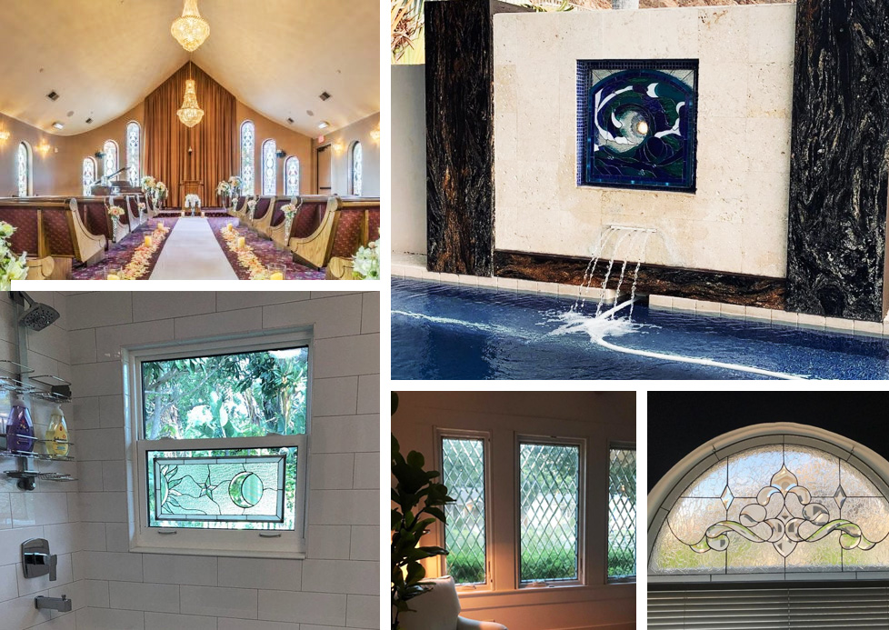 10 Stained Glass Installation Ideas for Home and Business