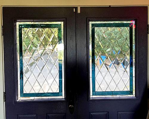 Custom designed Tudor Windows