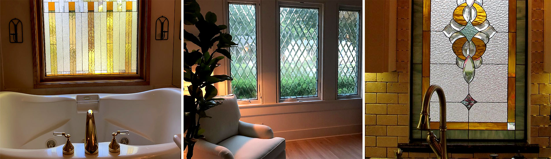 Stained Glass Windows for Homeowners