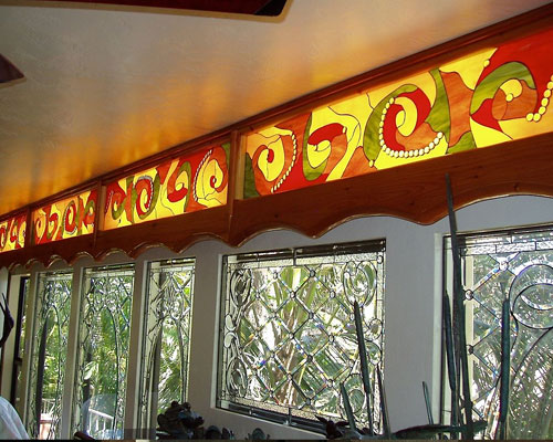 transom windows