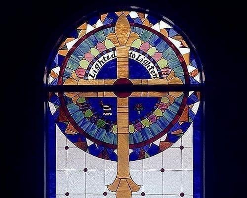 windows in churches