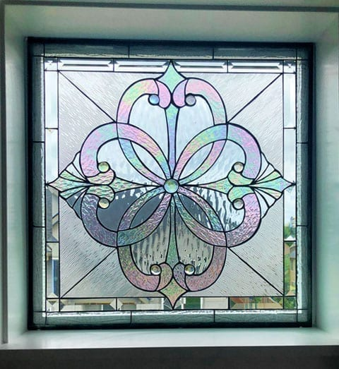 Stained Glass Transom Windows