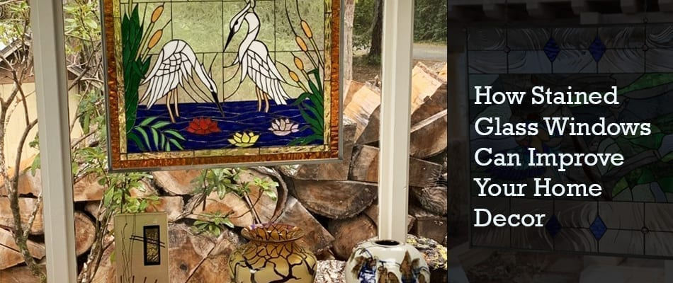 How Stained Glass Windows Can Improve Your Home Decor